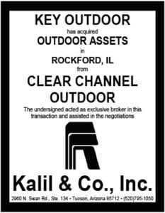 Clear Channel Otr IL and Key Otr - Billboard Insider