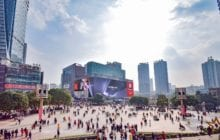 Broadsign Powers One of Asia's Largest Digital Displays