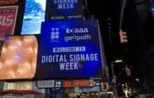 5 Quotes from Digital Signage Week
