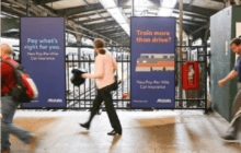 Data-Driven, Real-Time Campaign for United Airlines Earns Posterscope OOH Media Plan of the Year Award