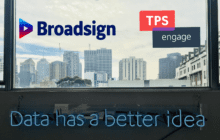 Broadsign and TPS Engage integrate platforms